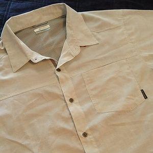 Columbia Mens Shirt
